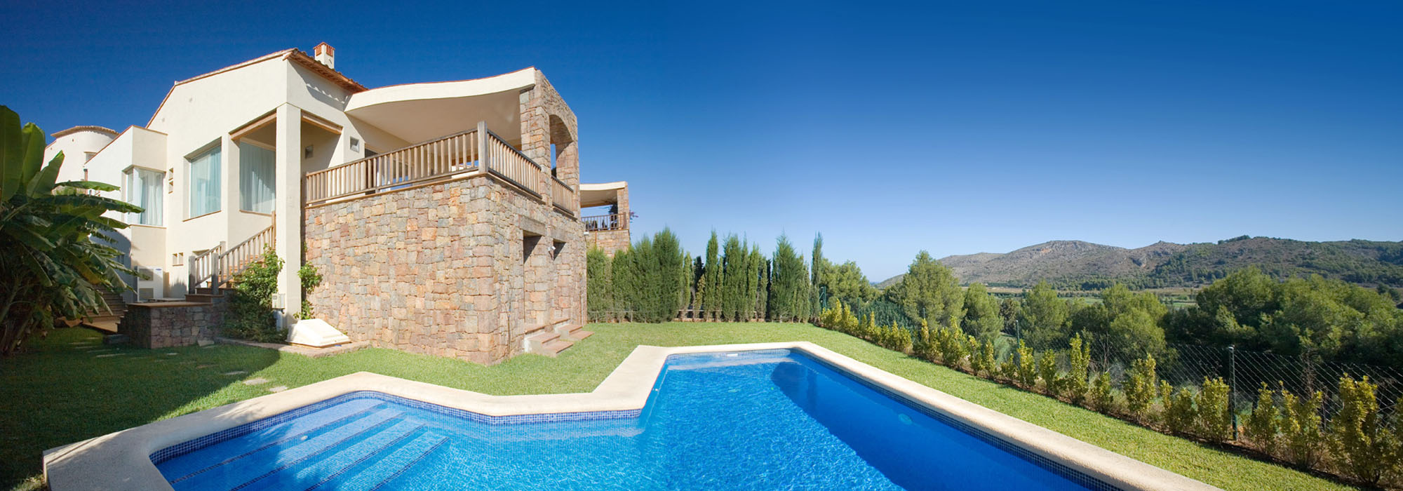 La Sella Golf villas