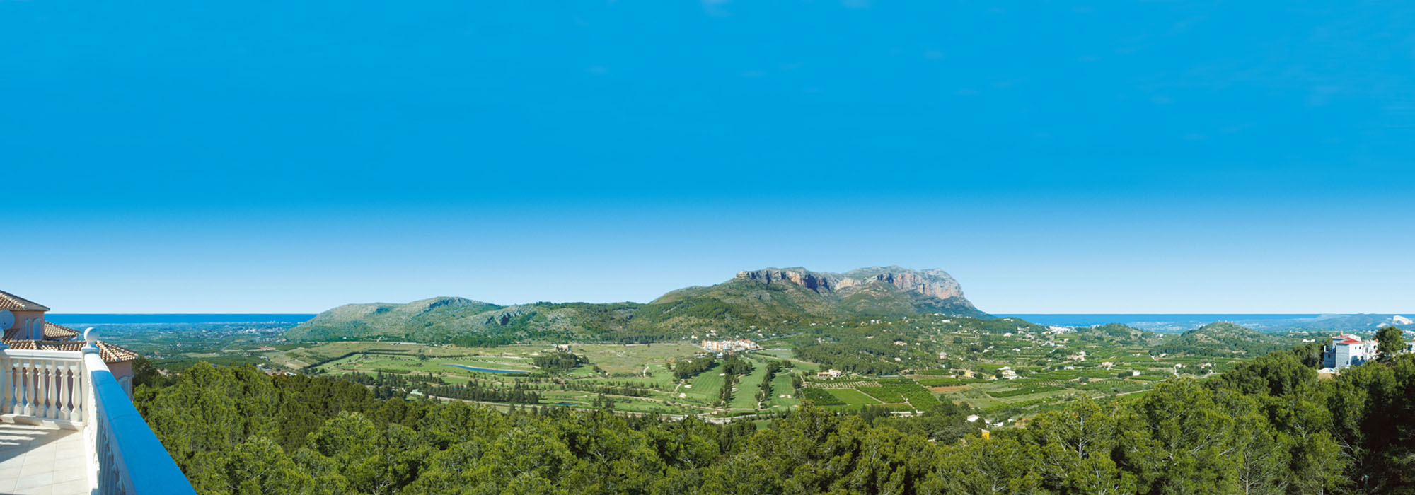 Views from La Sella Residential