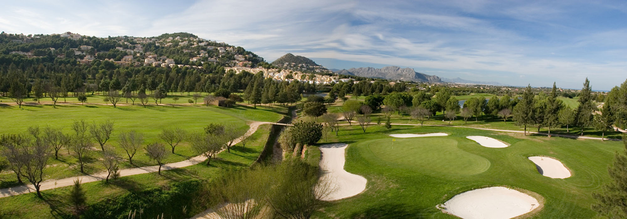 27 hole La Sella golf course