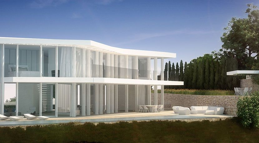 one_off_villa_frontline_sea_new_build_javea_alicante_piscina