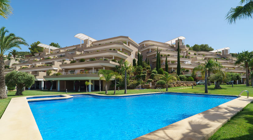 Apartamento La Sella Golf Resort, Denia, Alicante